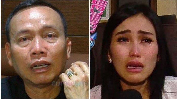Ayah Rozak Orangtua Ayu Ting Ting Hanya Bisa Diam Jelang Diperiksa Polisi Terkait Dugaan Penghinaan