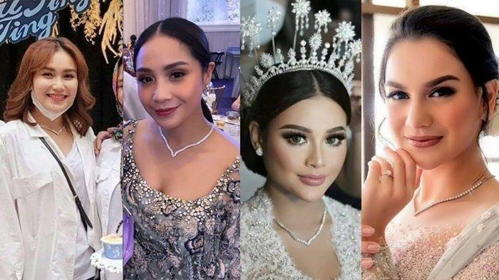 VIRAL Kalung Berlian Nagita Slavina Ditiru Banyak Artis, Harga Benar 8 M? Raffi Ahmad Ungkap Fakta