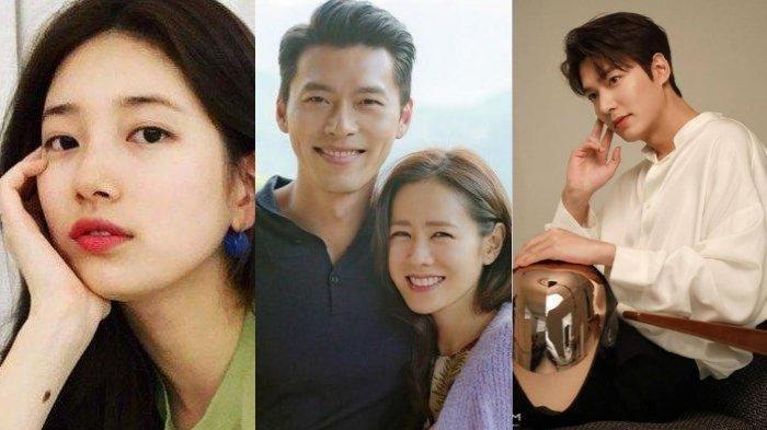 TERCIDUK Dispatch, 16 Artis Korea Ketahuan Pacaran, Lee Min Ho & Suzy hingga Hyun Bin & Son Ye Jin