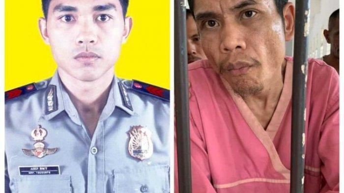 Polisi yang Disebut Gugur dalam Tsunami Aceh 2004 & Ternyata di RSJ Diperiksa DNA, Rekan 'Takut'