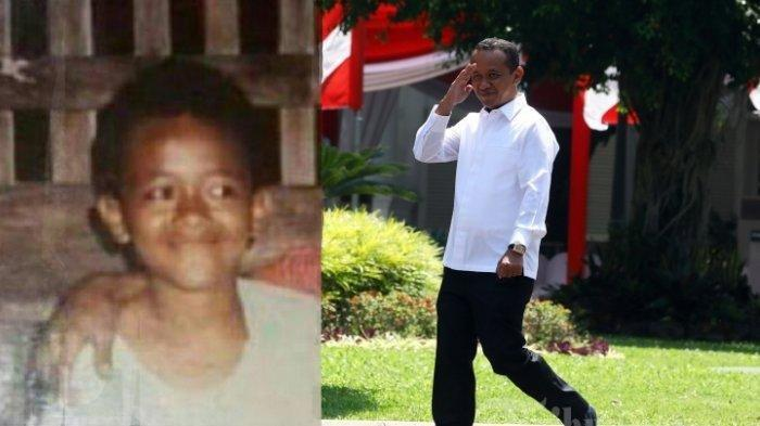 Ayahnya Kuli Bangunan, Ibunya Buruh Cuci, Bocah Mantan Sopir Angkot Ini Kini jadi Menteri Jokowi