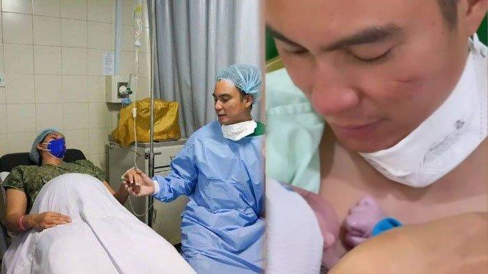 MOMEN HARU Paula Verhoeven Melahirkan Anak Kedua, Baim Wong Malah Nge-prank di IG: 'Senang Banget'