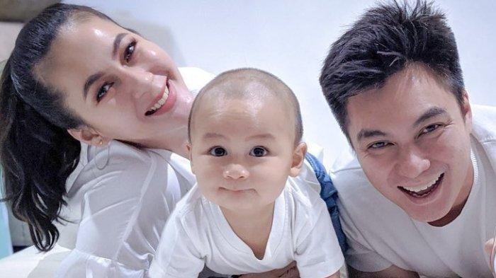 Sambut Kelahiran Adik Kiano, Baim Wong Sudah Siapkan Nama, Paula Verhoeven: 'Jangan Aneh-aneh Ya'