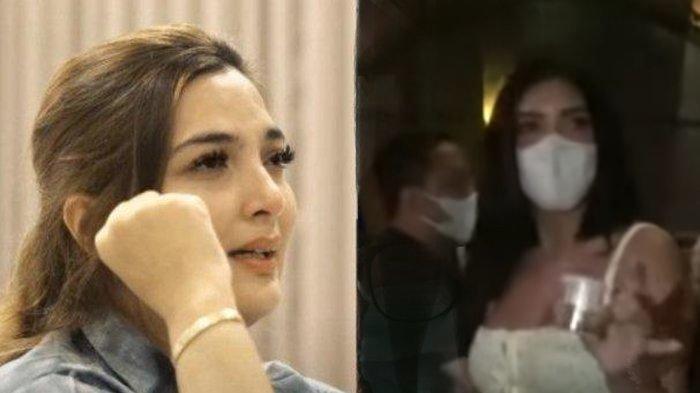 Bak Tambahi Beban Ashanty, Millen Cyrus Kembali Kepergok Pakai Narkoba, Ditangkap saat Asyik Joged
