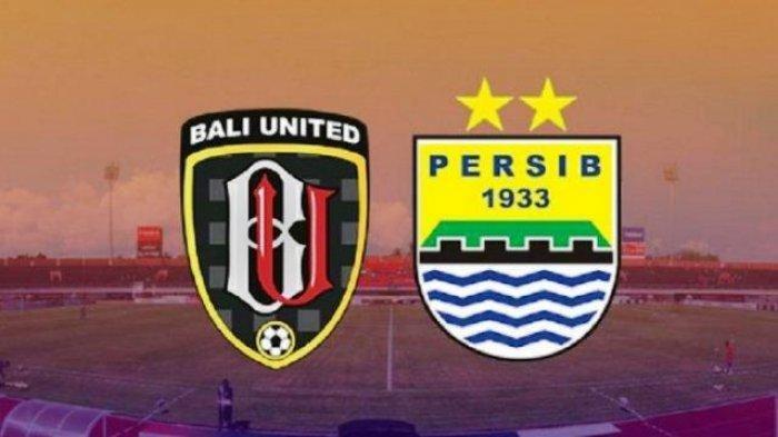Bali United vs Persib Bandung Liga 1 2021.