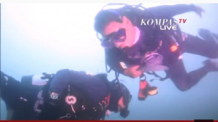 Tangan Penyelam Luka-luka Jadi Awal Mula Ditemukannya CVR Sriwijaya Air pada Hari Akhir Pencarian