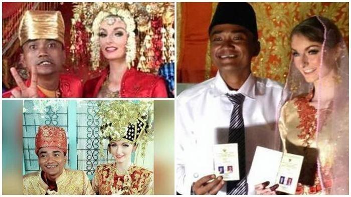 Ingat Bayu Kumbara? Pria Padang yang Nikahi Bule Cantik, Setelah 5 Tahun Pernikahan Begini Kabarnya