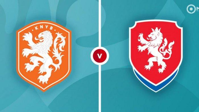 LIVE STREAMING Belanda vs Ceko Euro 2020 Babak 16 Besar, Tonton di RCTI & Mola TV Cek Link di Sini