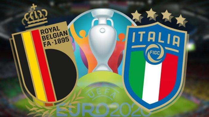 Belgia vs Italia Euro 2020.