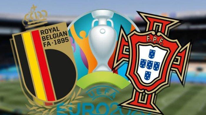 PREDIKSI Pertandingan Belgia vs Portugal Euro 2020 Babak 16 Besar, De Rode Duivels Tak Gentar