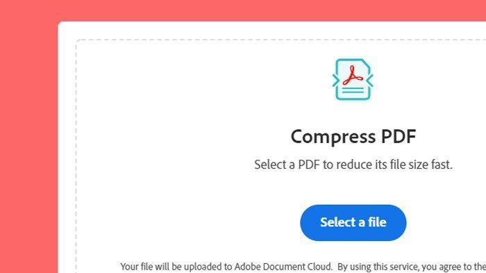 Ditutup 4 Hari, Segera Daftar CPNS 2021, Ini Cara Mudah Kompres File PDF secara Online, Klik Linknya