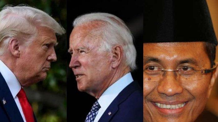 Joe Biden Kalahkan Trump, Indonesia Jangan Keburu Gembira, Dahlan Iskan: Justru Biden Lebih Bahaya!