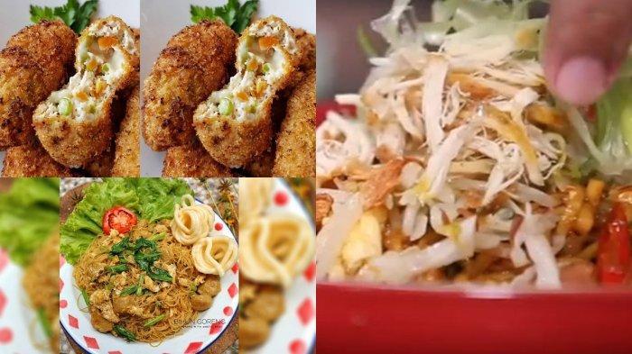 Variasi 5 Resep Menu Makan Malam Simpel