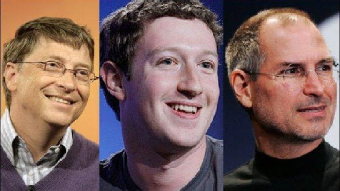 MAU KAYA Seperti Pemilik Facebook, Microsoft dan Apple? Lihat Kebiasaan Sebelum Tidur, Lalu Tiru!