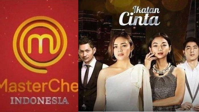 Bocoran episode Ikatan Cinta dan Masterchef Indonesia