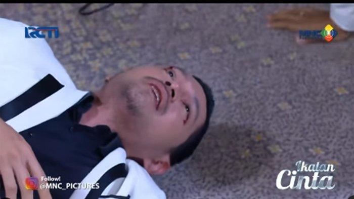 Bocoran Ikatan Cinta 24 Agustus 2021. Nino selamatkan Reyna.