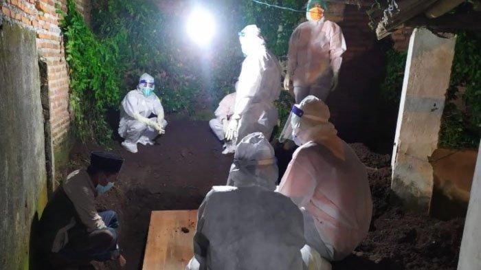 Gegara Mandikan Jenazah Positif Covid-19 Bukan Muhrim, 4 Pria Petugas Forensik Jadi Tersangka