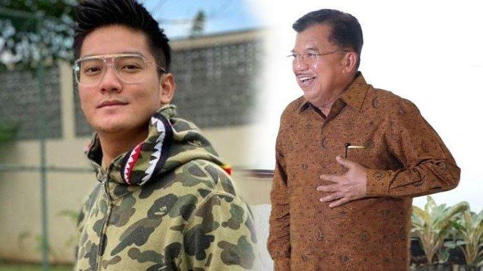 Boy William Kenang Momen Memalukan Syuting Iklan Bareng Jusuf Kalla, 'Pingin Kabur dari Indonesia'