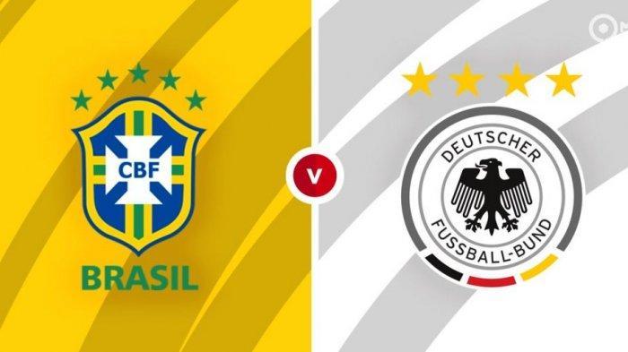 LIVE STREAMING Brasil vs Jerman Olimpiade Tokyo 2020, Tim Panser Berambisi Balas Dendam ke Neymar Cs