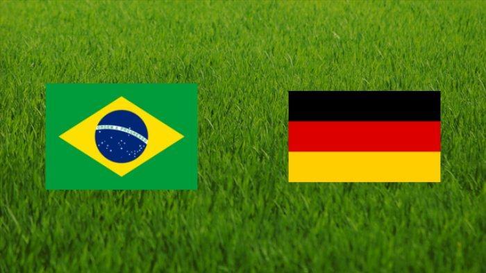 JADWAL Pertandingan Brasil vs Jerman Olimpiade Tokyo 2020 Cabor Sepakbola, Selecao Main Tanpa Neymar