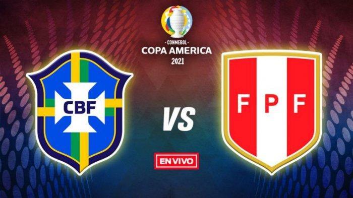 PREDIKSI Pertandingan Brasil vs PeruSemifinalCopa America 2021, Tim Samba Mendominasi Hasil H2H