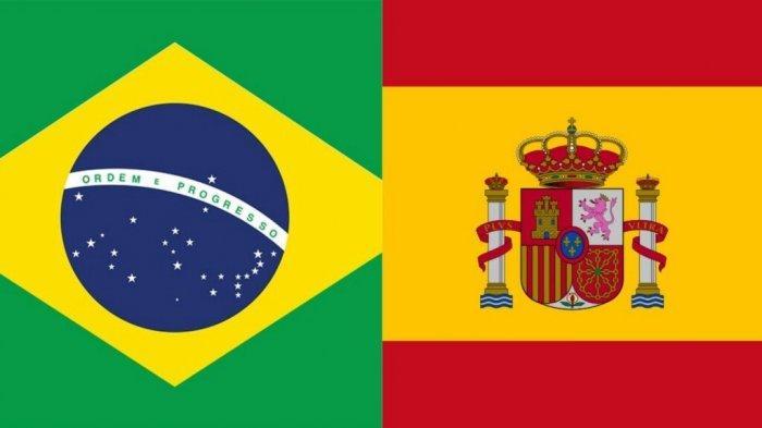 JADWAL Pertandingan Brasil vs Spanyol Final Olimpiade Tokyo 2020: Tim Samba Unggul Head to Head