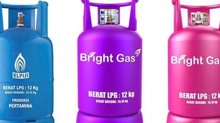 Terkait Penukaran Tabung Elpiji 12 Kg ke Bright Gas, Pertamina: Tidak Akan Dipungut Biaya