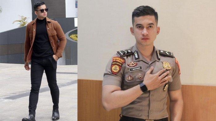 VIRAL Ganteng Mirip Aktor Ali Syakieb, Banjir Endorse Ternyata Dia Polisi, Ini Sosok Bripda Mustakim