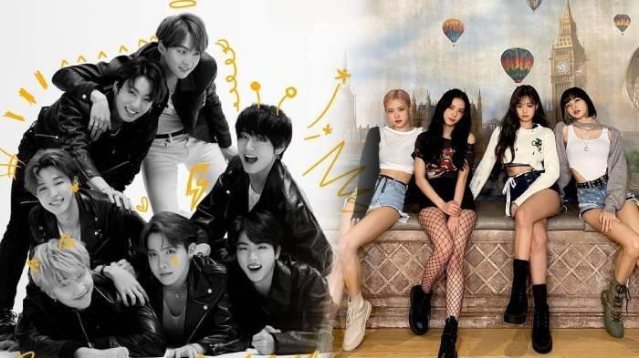 BTS dan Blackpink Akan Tampil di TV Indonesia untuk Acara Tokopedia, Catat Tanggal dan Waktu Tayang