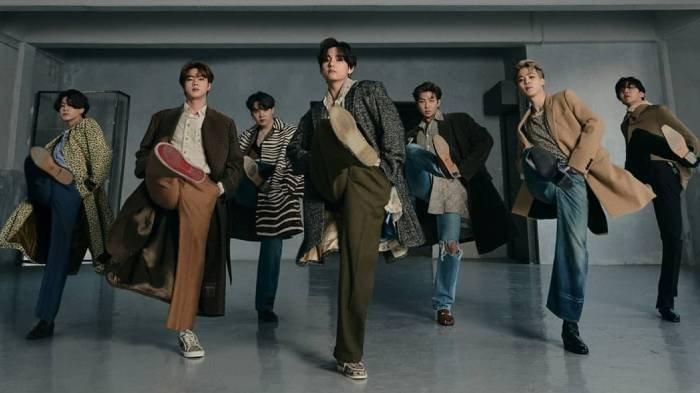 BTS Life Goes On Jadi Lagu Berbahasa Korea Pertama yang Puncaki Billboard HOT 100, Ini Pencapaiannya