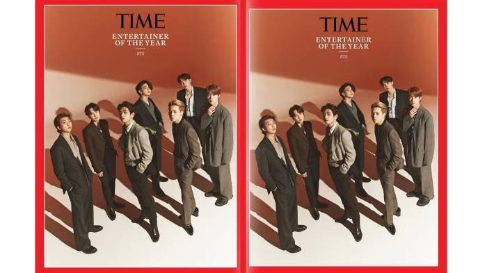 Penata Busana BTS Dikritik karena Beri Baju Kebesaran untuk Pemotretan dengan TIME Magazine