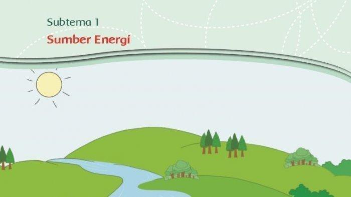 Mengapa Matahari Disebut sebagai Sumber Energi terbesar di Bumi? Kunci Jawaban Tema 6 Kelas 3 Soal 4