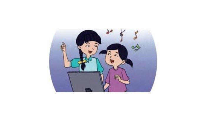 KUNCI JAWABAN Tematik Tema 2 Kelas 1 SD Subtema 2 Pembelajaran 3 Halaman 71-74: Ayo Makan Bersama