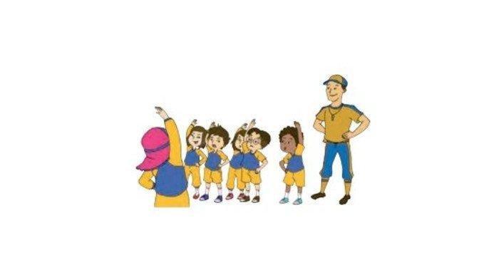 KUNCI JAWABAN Buku Tematik Kelas 1 SD Tema 2 Subtema 1 Pembelajaran 6 Halaman 45-55: Jenis Olahraga