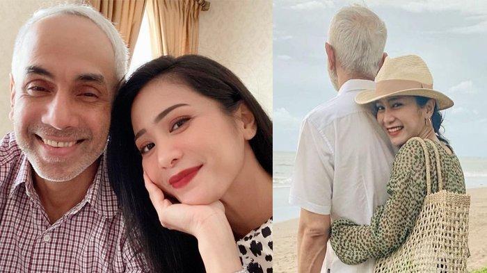Suami Bagikan Foto Bunga Zainal Terbaring Lemah di RS, Kondisi Makin Parah, Tegaskan Bukan Covid-19