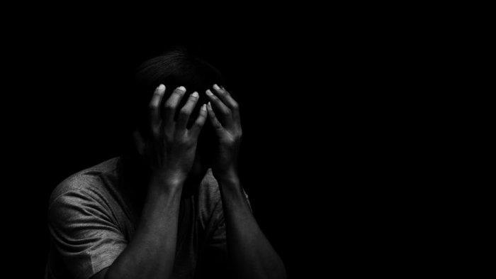 Ilustrasi - Depresi berujung bunuh diri