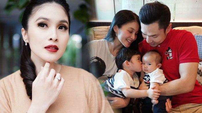 Penyesalan Sandra Dewi, Raphael & Mikhael Alami Kejadian Pilu Ini, Istri Harvey: Merasa Jadi Bad Mom