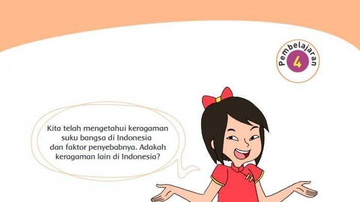 Carilah Sebuah Cerita Rakyat, Lalu Tuliskan Kembali ke Dalam Bahasa Daerahmu! Soal Halaman 34