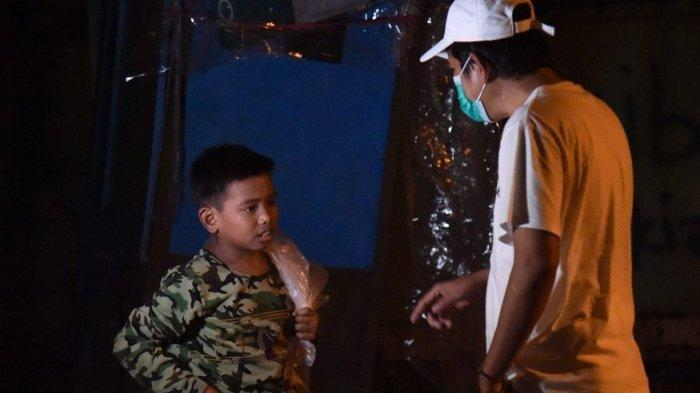 Cerita Caswara, Bocah Pemulung yang Tinggal Sendiri di Tengah Rawa, Tapi Wajah & Baju Selalu Bersih