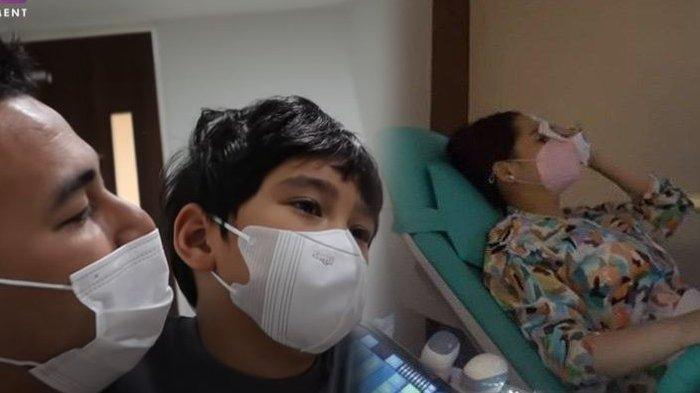 Nagita Ngeluh Pusing, Kondisi Janin Buat Rafathar Terdiam, Raffi Ahmad Ungkap Tabiat Gigi: Kacau Dok