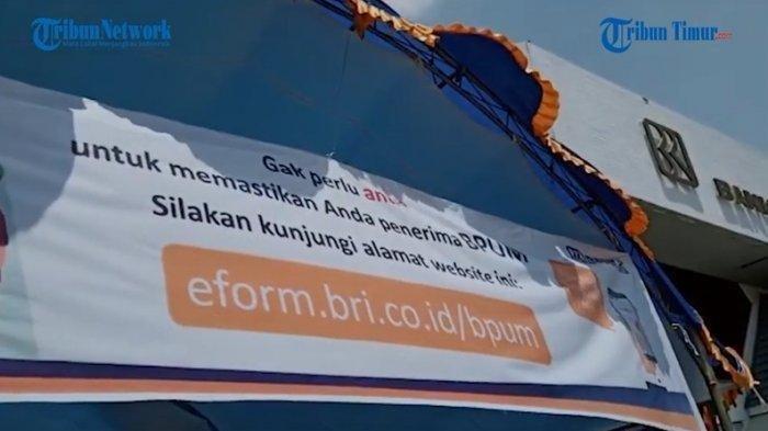 Cek status penerima BLT UMKM Rp 2,4 juta via eform.bri.co.id