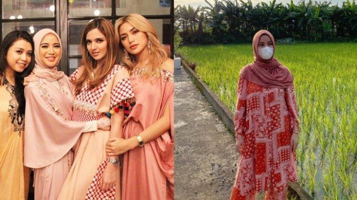 DULU 1 Geng dengan Nia Ramadhani, Chacha Frederica Kini Lepas Kemewahan, Hidup Sederhana di Daerah