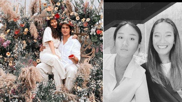Perjuangan Chef Renatta Demi Peluk Tara Basro di Pesta Pernikahan, 'Sampe Rapid Test Berjamaah'