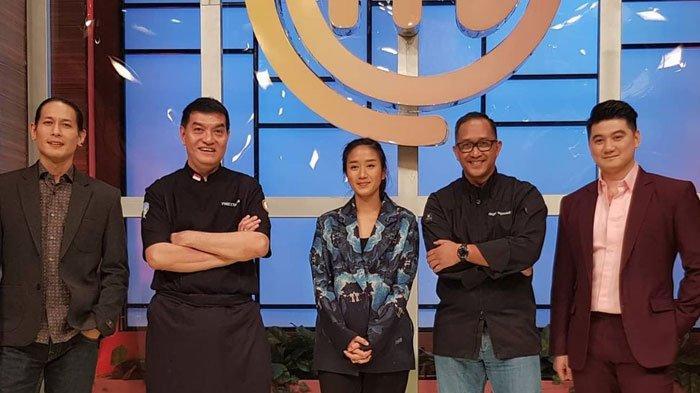 Chef Vindex Tengker jadi tamu istimewa di Grand Final Masterchef Indonesia 7