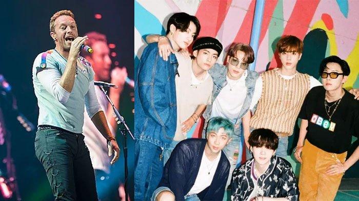 Teka-teki Terpecahkan, Coldplay Kolaborasi dengan BTS dalam Single My Universe, Rilis 24 September