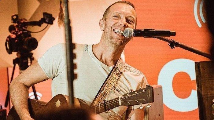 Kolaborasi dengan BTS, Chris Martin Coldplay Ceritakan Arti Lagu My Universe: Pengalaman Luar Biasa