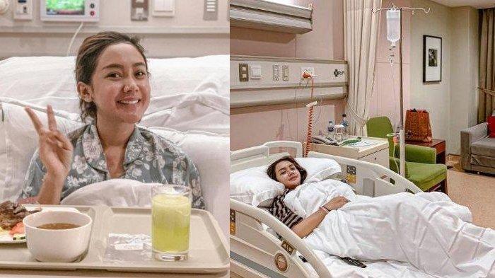 POPULER - Dirawat di RS, Cita Citata Ungkap Penyakit yang Dideritanya, Mantan Datang Menjenguk