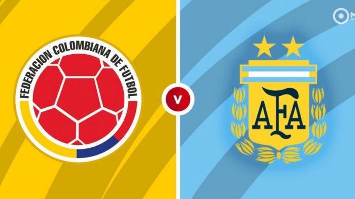 PREDIKSI Susunan Pemain Kolombia Vs Argentina Kualifikasi Piala Dunia 2022 Zona Amerika Selatan