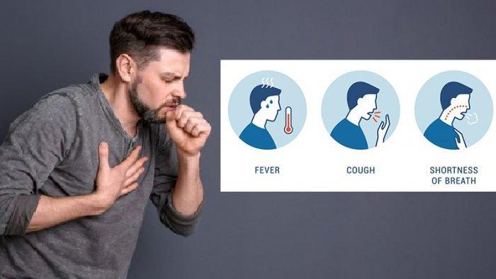 Tak semua batuk pertanda corona, bisa jadi flu biasa