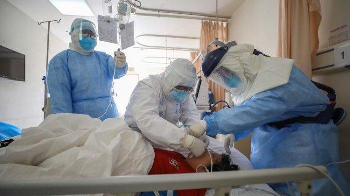 Gundah Gulana Dokter Seleksi Pasien Covid-19 & Korbankan Lainnya karena ICU Penuh : Gak Karuan